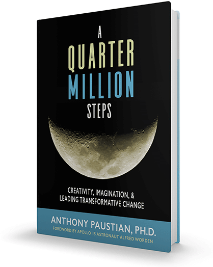 Quarter Million Steps Cover