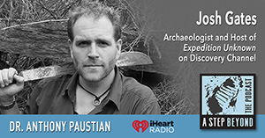 Josh Gates Podcast